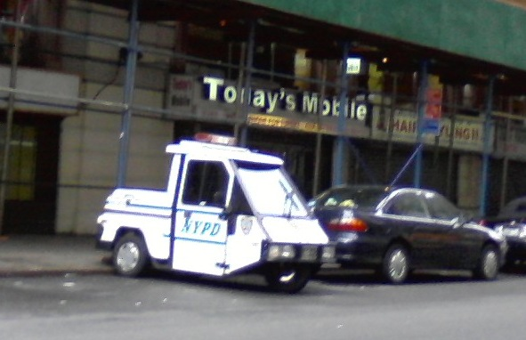 NYPD Enforcer
