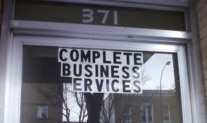 Complete Business Services?
