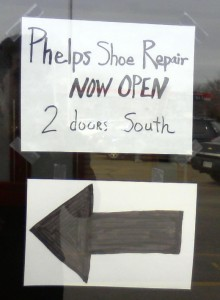 Phelps Shoe Repair
