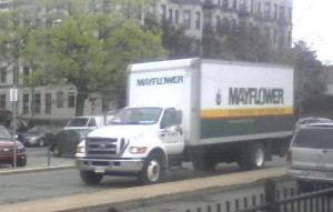 Mayflower Moving Truck