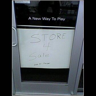 Store 4 Sale